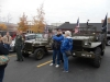 1943 Willys MB and 1943 Dodge WC-51 Weapons Carrier
