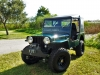 1950 CJ-3A Willys Jeep