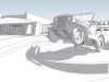 Willys Jeep Park Concept