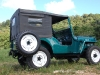 1951 CJ3A Willys Jeep