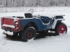 1952 CJ3A Agra Jeep