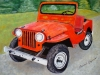 1948 Willys CJ-3A Jeep