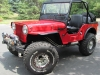 1945 Willys CJ-2A