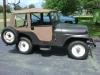 1964 CJ-5 Willys Jeep
