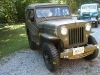 1953 Willys Jeep CJ-3B-017