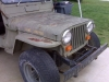 1953 Willys CJ-3A Jeep