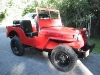 Willys CJ 2A Jeep