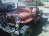 1953 Willys Jeep CJ-3A