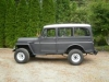 1956 4x4 Willys Jeep Wagon