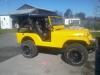 1960 CJ-5 Jeep