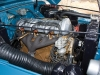 Engine compartment - 1963 Willys Truck