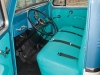 Interior drivers side - 1963 Willys Truck