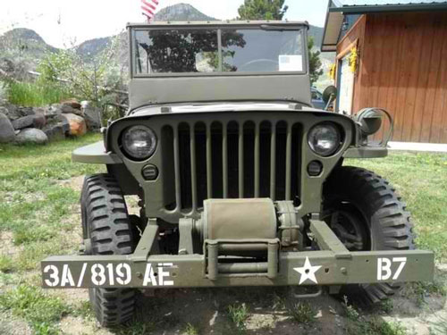 Mike Boise Kaiser Willys Jeep Blog