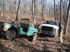 1955 Willys CJ-5 Jeep
