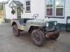 1946 Willys CJ-2A