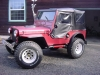 1950 Willys M38 Jeep