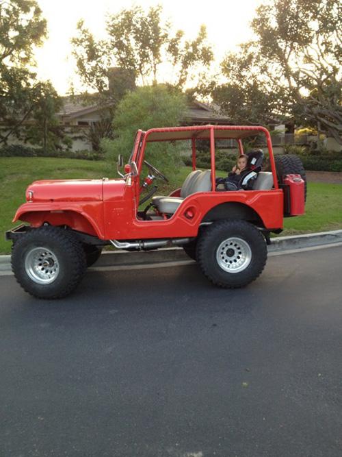 Noah Robson Kaiser Willys Jeep Blog