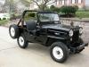 1958 Willys CJ-3B Jeep