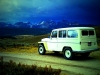 1960 Willys Station Wagon at Sawtooth Mountains
