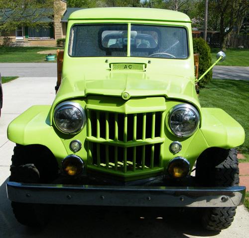 Ramon Hernandez :: Kaiser Willys Jeep Blog