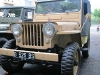 1948 CJ-3A Willys Jeep
