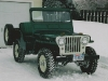 1949 CJ-3A Willys Jeep