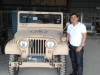 Romeo Dilig's Collection of Willys Jeeps