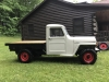 1948 Stake Bed Willys Truck