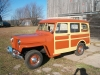 1948 Willys Station Wagon
