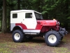 1957 Willys CJ-3B Jeep