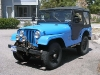 1968 CJ-5 Willys Jeep