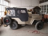 1953 Willys CJ-3B Jeep