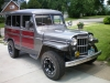 1955 Willys Station Wagon