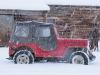 1954 Willys Jeep CJ3B