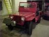 Springfield-Branson National Airport Fire Jeep Display