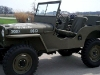 1947 CJ2A Willys Jeep