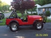 1969 Willys CJ-5 Jeep
