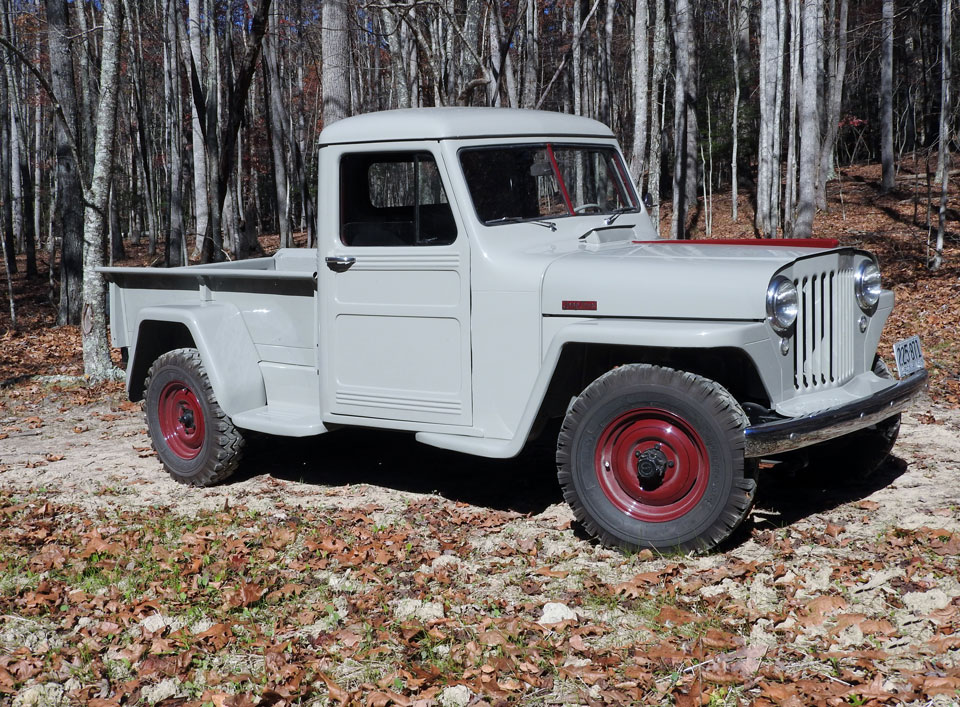Tom Triplett Kaiser Willys Jeep Blog