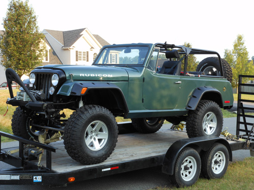 1972 Jeepster Commando http://blog.kaiserwillys.com/willys-jeepster-customer-photos/william-gentry