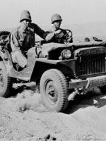 Military MB Jeep