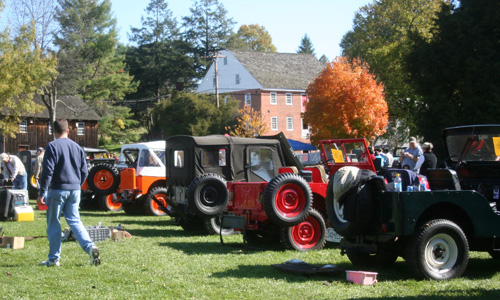Mason Dixon Willys Gathering