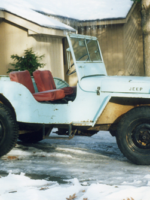 CJ-2 Prototype