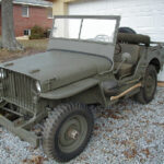 """Auburn MB"" – Earliest Known Civilian Jeep Test"