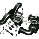 Exhaust Tech for Willys CJ, 2A, 3A, 3B, 5, 6, DJ-3A