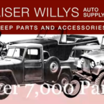 Add your Willys videos to our YouTube Channel!