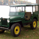 Kaiser Willys Jeep of the Week: 001