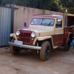 Kaiser Willys Jeep of the Week: 002