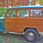 Jane's 1958 Willys Station Wagon