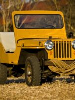 Brad Patton CJ-3A Cover Photo