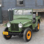 Inspiring Willys CJ-2A Jeep Restoration